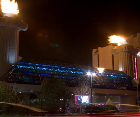 Atlantis Flame Towers
