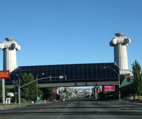 Atlantis Casino Flame Towers